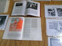 Выставка в школьной библиотеке, посвященная  блокадному Ленинграду