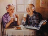 Акция «Мои любимые бабушка и дедушка» ко Дню пожилого человека
